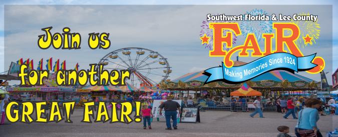 Florida State Fairgrounds Map.Southwest Florida Fair Fair Information